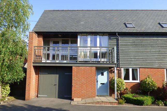 Thumbnail End terrace house to rent in Victoria Mews, Shaftesbury