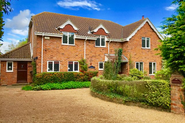 Thumbnail Detached house for sale in Church Lane, Keelby, Lincolnshire