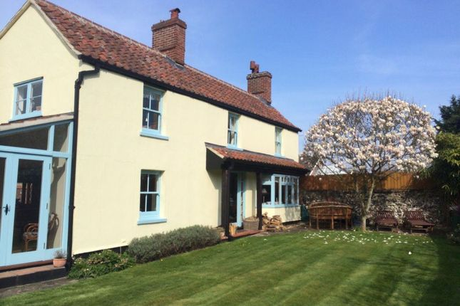 Thumbnail Cottage to rent in The Common, Barton Turf, Norwich