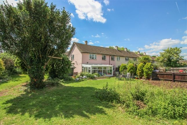 Thumbnail Terraced house for sale in Carters Mead, Harlow, Essex