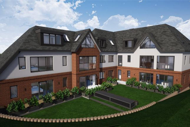 2 bed flat for sale in Chislehurst Road, Bickley, Bromley BR7