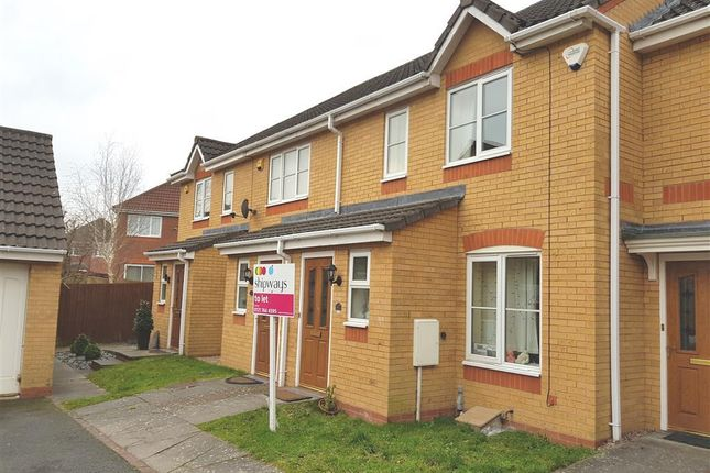 2 bed town house to rent in Finmere Way, Shirley, Solihull B90