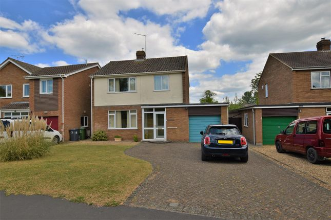 Detached house for sale in Whitman Close, Barnack, Stamford