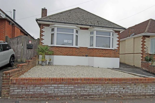 Thumbnail Detached bungalow for sale in Wakefield Avenue, Bournemouth