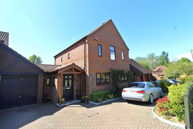 Thumbnail Detached house for sale in Taunton Deane, Emerson Valley, Milton Keynes