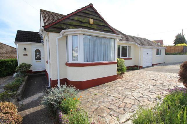 Thumbnail Detached bungalow for sale in Edenvale Road, Paignton