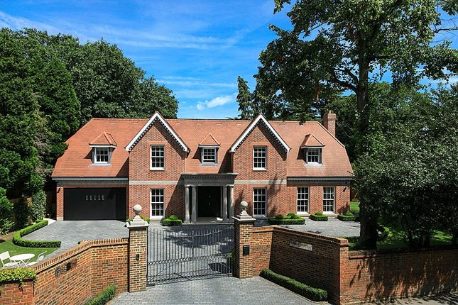 Thumbnail Detached house for sale in Coombe Lane West, Kingston-Upon-Thames