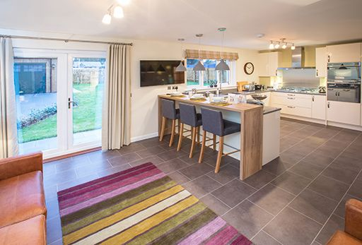 """Thumbnail Detached house for sale in """"Crathes"""" at Crathes, Banchory"""