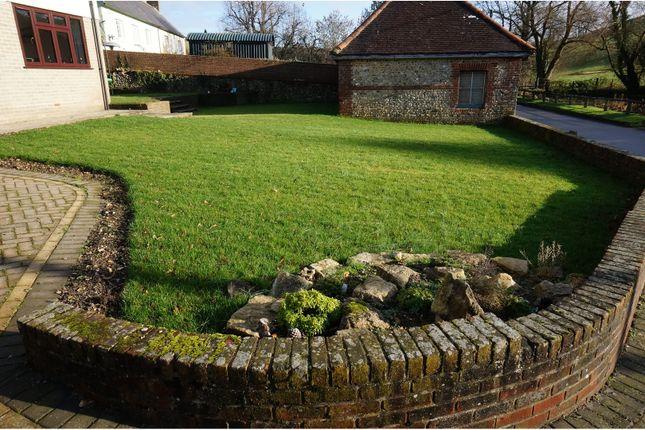 Front Garden of Winterborne Houghton, Blandford Forum DT11