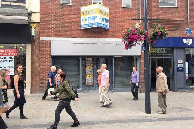 Thumbnail Retail premises to let in 30 St Peters Street, St Peters Street, Derby