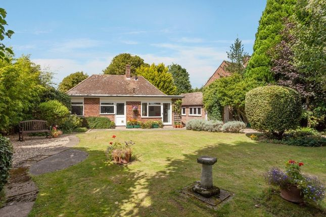 Thumbnail Detached bungalow for sale in Woodland Drive, Thorpe End, Norwich