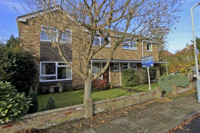 Thumbnail Detached house for sale in Orchard Drive, Cowley, Middlesex