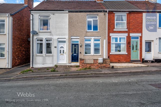 Thumbnail Terraced house to rent in Florence Street, Hednesford, Cannock