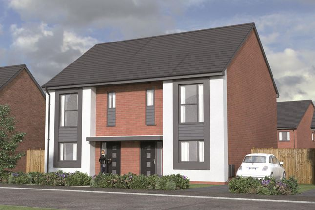 Seymour CGI of Tudor Grange, Gerard Avenue, Coventry CV4