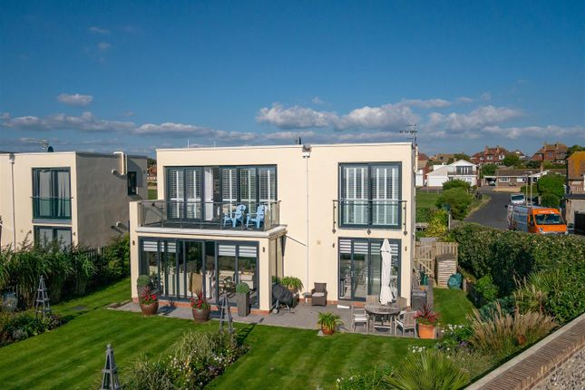 Thumbnail Detached house for sale in Corsica Close, Seaford