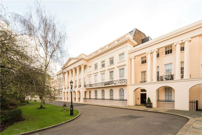 Thumbnail Flat for sale in Clarence Terrace, London