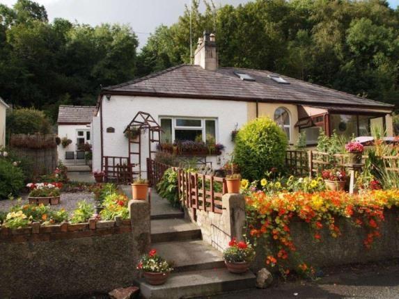 Semi-detached house for sale in Siloh Cottages, Y Felinheli, Gwynedd