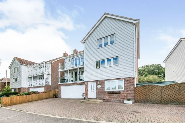 Thumbnail Detached house for sale in Station Lane, Dovercourt, Harwich