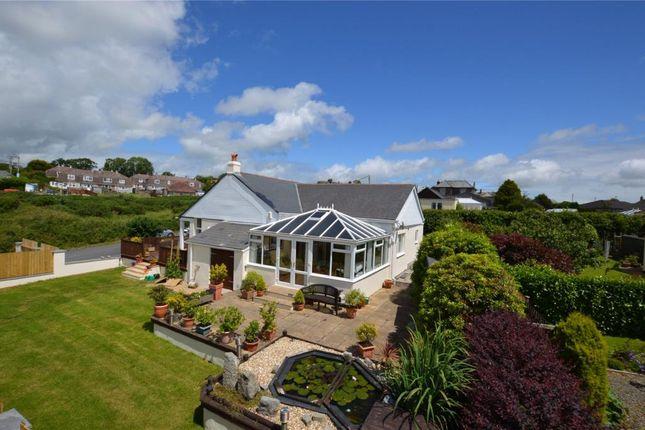 Thumbnail Detached bungalow for sale in Five Lanes, Dobwalls, Liskeard, Cornwall