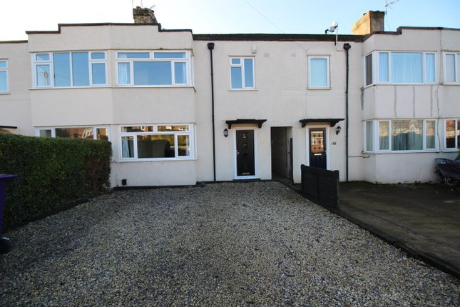 Thumbnail Terraced house to rent in Cadwell Lane, Hitchin
