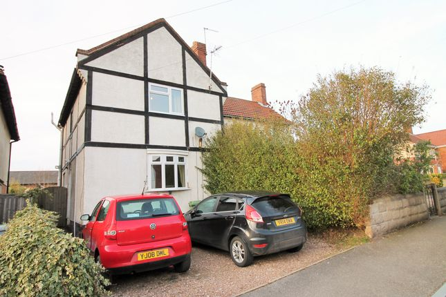 Thumbnail Semi-detached house for sale in Haywood Avenue, Blidworth, Mansfield