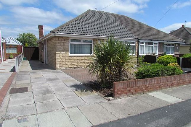 Thumbnail Semi-detached bungalow to rent in Dartmouth Avenue, Aintree, Liverpool