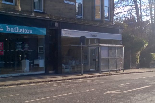 Thumbnail Retail premises to let in Morningside Road, Edinburgh
