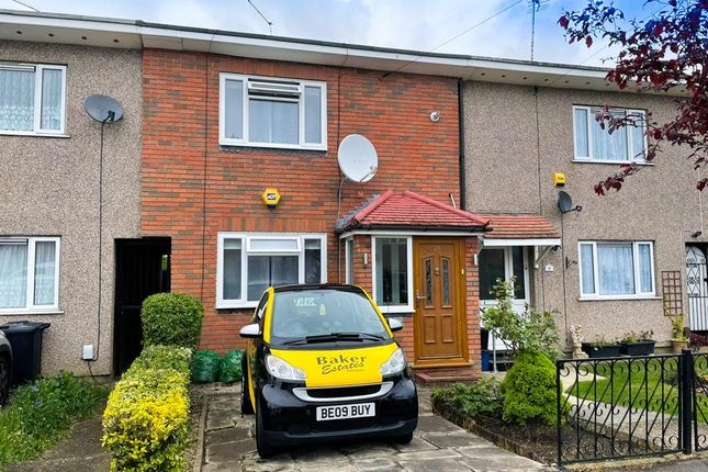 2 bed terraced house for sale in Burrow Road, Chigwell IG7