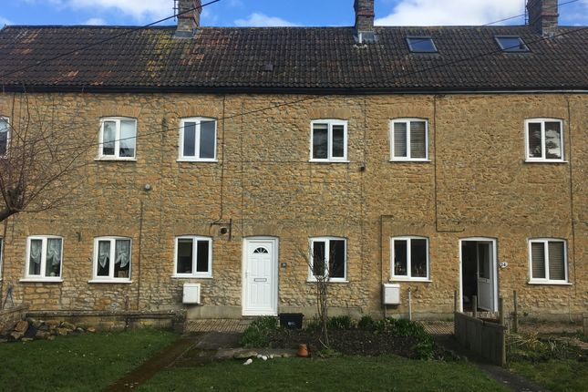 Thumbnail Terraced house to rent in Henhayes, Crewkerne