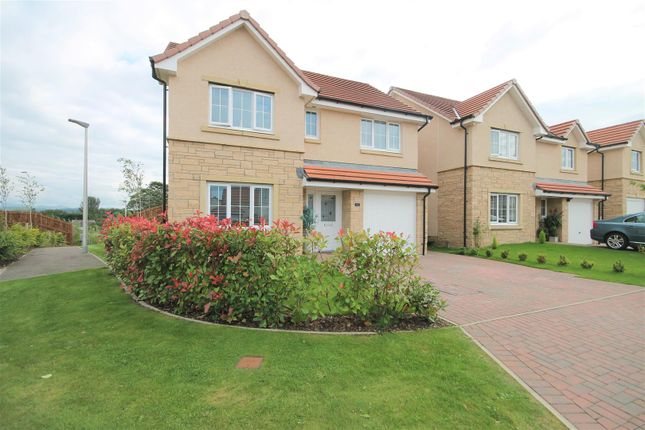 Thumbnail Detached house for sale in Poynters Road, Broxburn