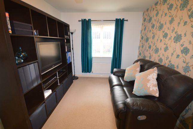 Bedroom of South Lodge Mews, Midway, Swadlincote, Derbyshire DE11