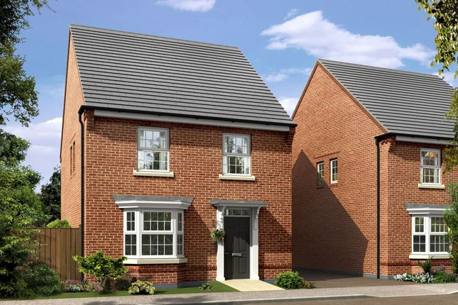 "Thumbnail Detached house for sale in ""Irving"" at Hanzard Drive, Wynyard Business Park, Wynyard, Billingham"