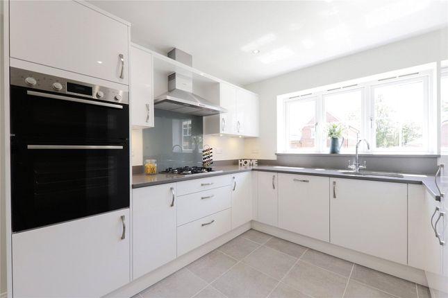 Thumbnail Detached house for sale in Oakridge, Eastern Road, Bracknell, Berkshire