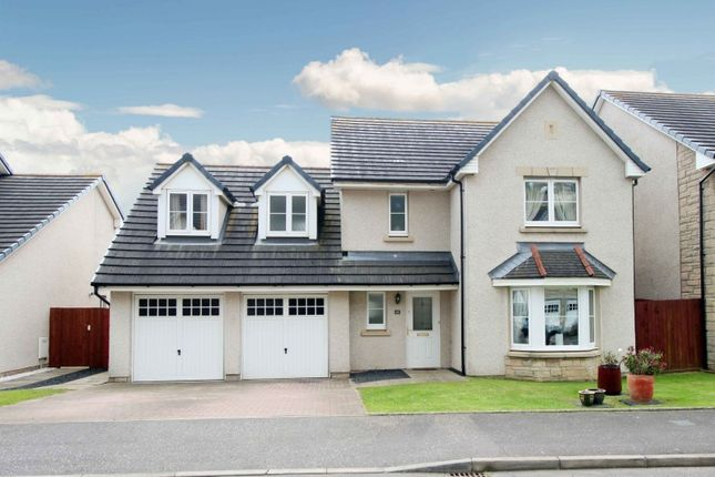 Thumbnail Property for sale in Inchgarvie Avenue, Burntisland, Fife