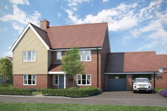 Thumbnail Detached house for sale in The Mulberry At Beaulieu, Centenary Way, Off White Hart Lane, Chelmsford