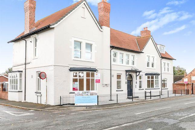 2 bed maisonette for sale in Hunter Grove, Torworth, Retford DN22