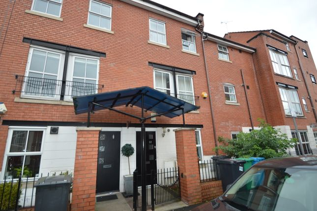 1 bed town house for sale in Rook Street, Hulme