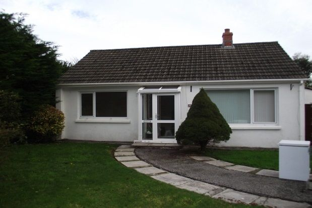 Thumbnail Bungalow to rent in Clease Road, Camelford