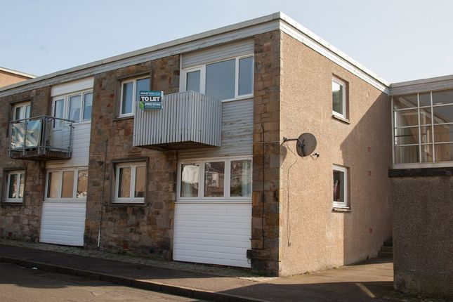 Thumbnail Flat to rent in Howard Place, Dysart, Kirkcaldy