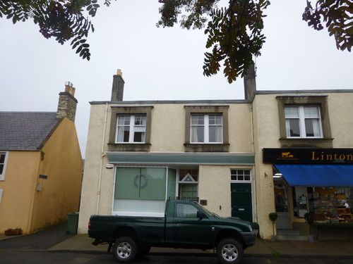 Thumbnail Flat to rent in High Street, East Linton
