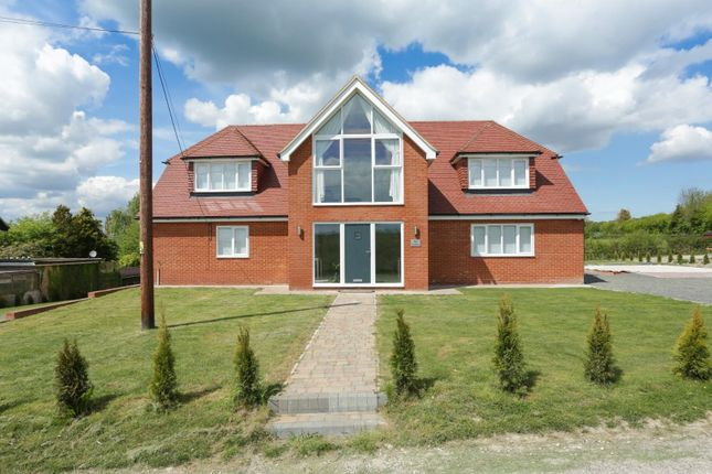 Thumbnail Detached house for sale in Black Robin Lane, Kingston, Canterbury