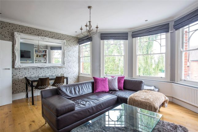 Thumbnail Flat for sale in Falkland Road, Harringay, London
