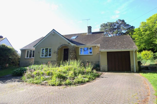 Thumbnail Detached house for sale in Queens Road, Swanage