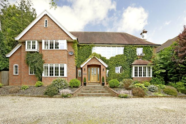 Thumbnail Detached house to rent in Martinsend Lane, Great Missenden