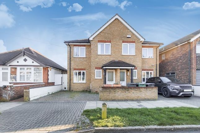 Semi-detached house for sale in Beaumont Avenue, Wembley, Middlesex