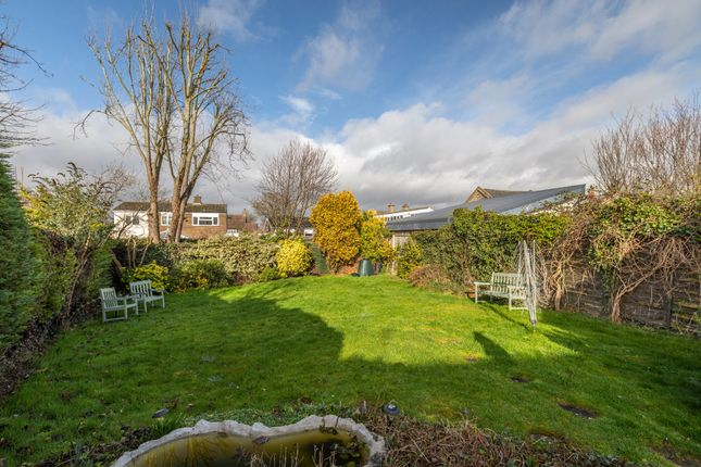 Rear Garden of The Mixies, Stotfold, Hitchin, Herts SG5