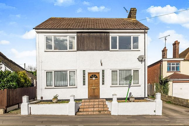 Thumbnail Detached house for sale in Frindsbury Hill, Rochester