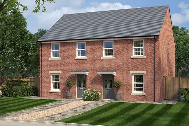 3 bed semi-detached house for sale in River View, Highfield Road, Lydney, Gloucestershire GL15