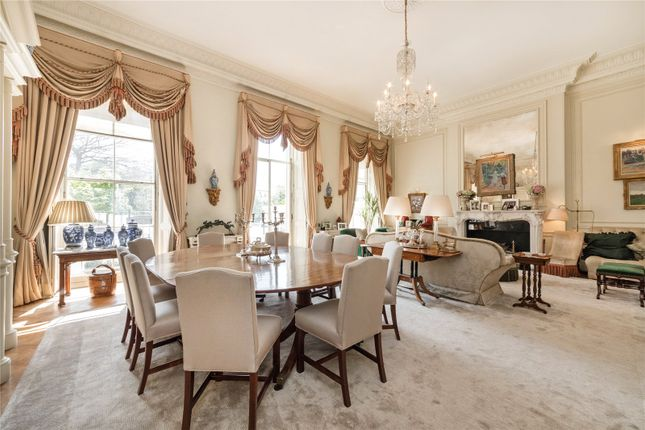 Thumbnail Maisonette for sale in Hyde Park Gardens, The Hyde Park Estate, London