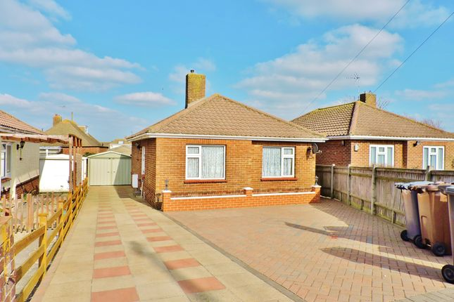 Thumbnail Detached bungalow for sale in Broadview Close, Eastbourne